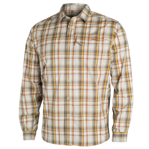 SITKA GLOBETROTTER LONG SLEEVE SHIRT main photo.
