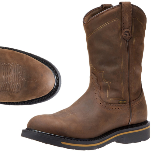 LACROSSE TALLGRASS 11 IN PULL ON BOOT