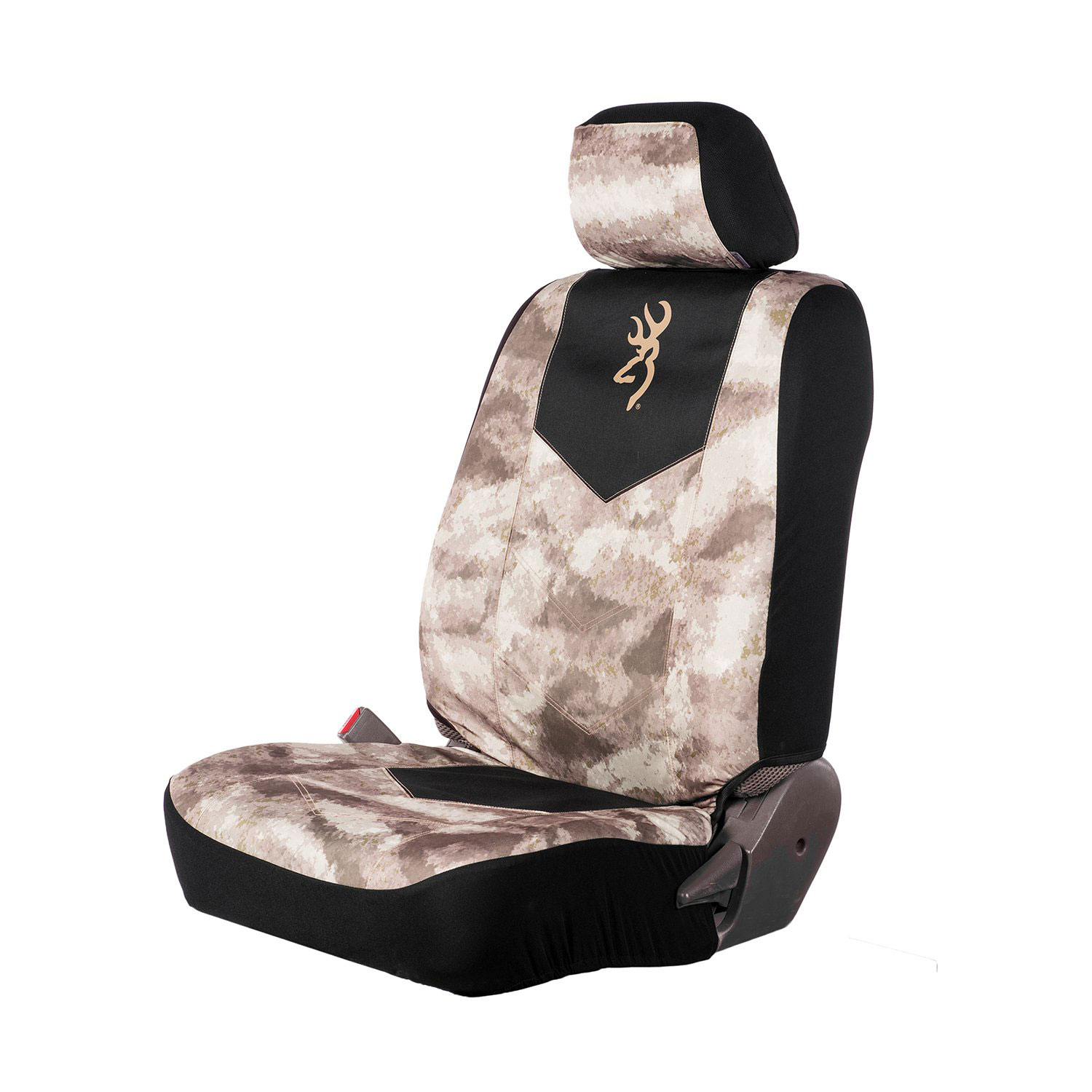 BROWNING CHEVRON LOW BACK SEAT COVER main photo.