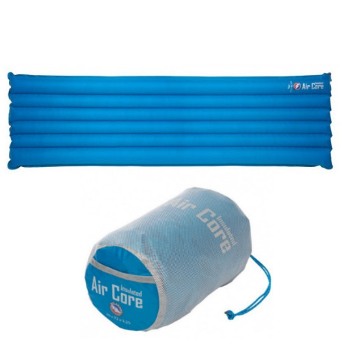 BIG AGNES INSULATED AIR CORE SLEEPING PAD