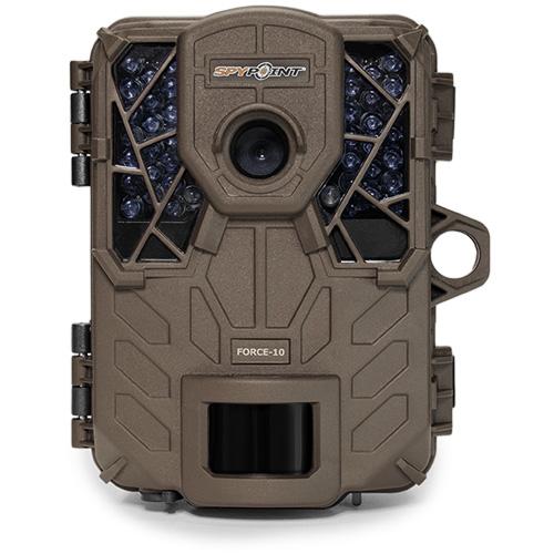 SPYPOINT FORCE-10 ULTRA COMPACT TRAIL CAMERA main photo.