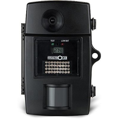 STEALTH CAM ROGUE 5 IDVR TRAIL CAMERA