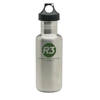 CYCLOPS R3 17oz STAINLESS STEEL WATER BOTTLE