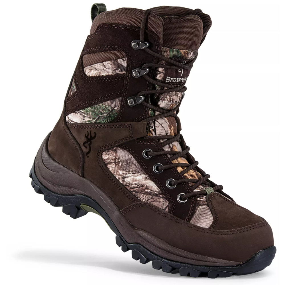 BROWNING BUCK PURSUIT 8IN 400G INSULATED HUNTING BOOT main photo.