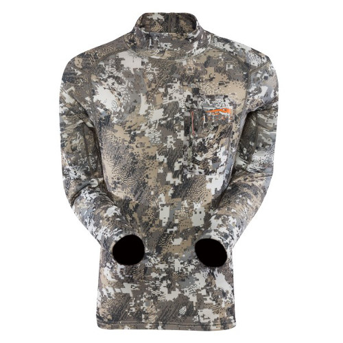 SITKA CORE MID-WEIGHT MOCK TEE