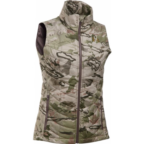 UNDER ARMOUR WOMENS FROST PUFFER VEST
