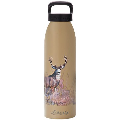 LIBERTY BOTTLE WORKS BIG GAME ALUMINUM WATER BOTTLE
