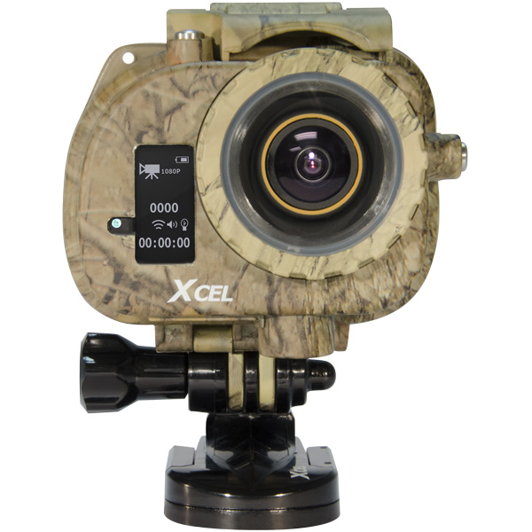 SPYPOINT XCEL HD2 HUNT ACTION CAMERA main photo.