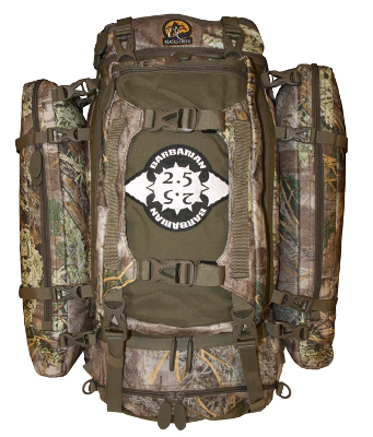 BLACKS CREEK BARBARIAN 2.5 BACKPACK