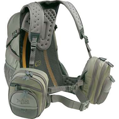william joseph escape fly fishing pack camofire forum