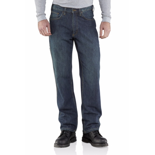 CARHARTT RELAXED FIT RUGGED FLEX JEANS