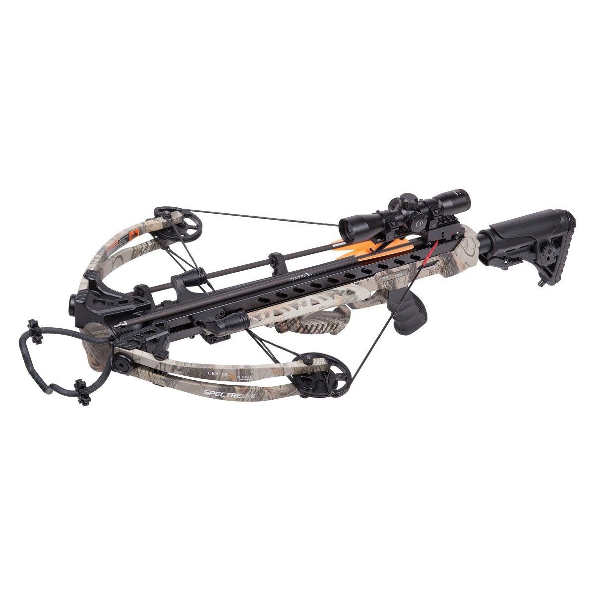 CENTERPOINT SPECTRE 375 COMPOUND CROSSBOW PACKAGE main photo.