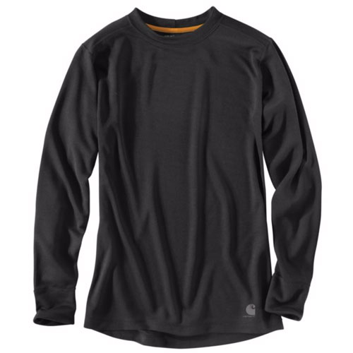 CARHARTT FORCE COOL WEATHER CREWNECK TOP